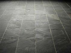 square black slate tile rough - Google Search                                                                                                                                                                                 More