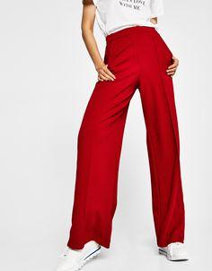 Bol pantolon. Bununla beraber her hafta Bershka'da yeni ürünleri keşfedin