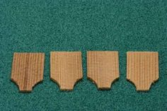 Cape May Cedar Shingles for Dollhouse Miniature Roofing This bag covers: Approximately Square feet and there are about 500 shingles in the bag. Designed for the scale Dollhouse or Birdhouse. Roofing Tools, Cedar Shingles, Wood Router, Cape May, Dollhouse Accessories, Bird Houses, Bird Feeders, Dollhouse Miniatures, Scale