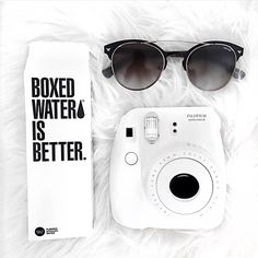 Boxed water is better ♡