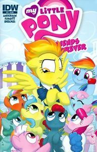 My Little Pony Friends Forever (2014) #11 FN