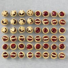 Razzy Jazzy Berry Tarts Recipe from Taste of Home -- shared by Nicole Chatron of Tulsa, Oklahoma
