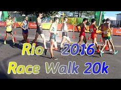 Rio 2016 - Marcha Atlética 20km - Men´s Race Walk - IBOtube