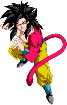 goku ssj 4 by maffo1989.deviantart.com on @DeviantArt - Visit now for 3D Dragon…
