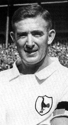Danny Blanchflower, Barnsley, Aston Villa, Tottenham Hotspur.