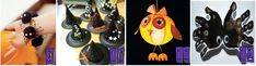 13 Kids Halloween Party Craft Ideas that are Spookalicious | ThePartyAnimal-Blog