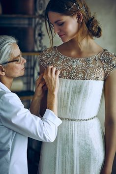 Bridal Style: BHLDN 2016 – Exquisite Wedding Dresses Designed by Marchesa