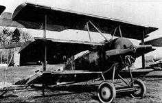 Il triplano Fokker DR1 del Barone Rosso