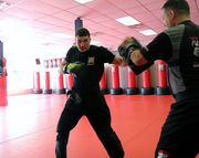 Staten Island mixed martial arts patrons hoping that New York votes to sanction pro fighting