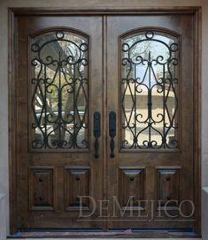 double entry door | Double Puerta Avan- Entry Doors; DemejicoDemejico