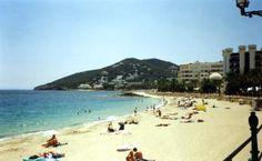 Ibiza, Santa Eulalia- Sunny Santa Eulalia, i hope to go back here for the 10th time very soon!
