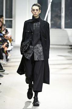Yohji Yamamoto, Men's Fashion, Costumes, Woman, Fitness, Clothing, Style, Men Fashion, Outfit
