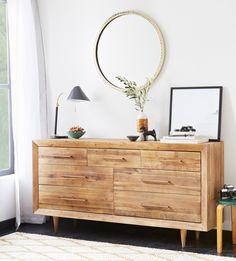 West Elm's solutions for zero closet space