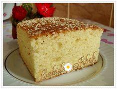 sade kek Plain Cake, Vanilla Cake, Chocolate Cake, Yogurt, Cake Recipes, Tart, Food And Drink, Cooking, Sweet