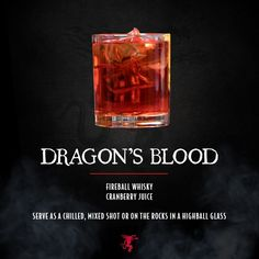 Even though the group of remarkable whiskey cocktails increases daily, there are many started and truedrinks that may important to creating a great drinks. Fireball Mixed Drinks, Fireball Cocktails, Fireball Recipes, Mixed Drinks Alcohol, Alcohol Drink Recipes, Bourbon Drinks, Liquor Drinks, Cocktail Drinks, Alcoholic Drinks