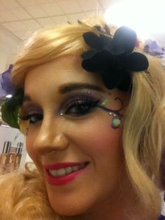 """Fairy"" Halloween Makeup by ~EMily:)"