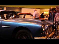 Mike y Edd en NEC Restoration Show - Grand Masters Classic Cars