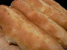 How To Make Crusty Italian Bread | How To Cook Like Your Grandmother (VERY THOROUGH!) :D  I think I failed a little on my execution but bread turned out pretty well all things considered.  Will definitely try this recipe again in future