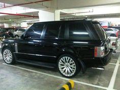 My Range Rover Vogue L322