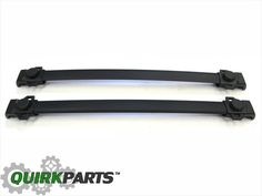 2007-2016 Jeep Patriot Roof Rack Cross Rails MOPAR GENUINE OEM BRAND NEW #MOPAR