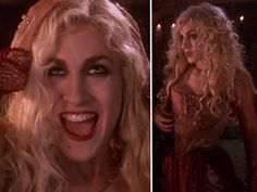 The Definitive Style Ranking Of 'Hocus Pocus' Characters Sarah Sanderson Hocus Pocus, Sarah Sanderson Costume, Sanderson Sisters, Halloween Music, Halloween Inspo, Spirit Halloween, Halloween Halloween, Vintage Halloween, Halloween Makeup