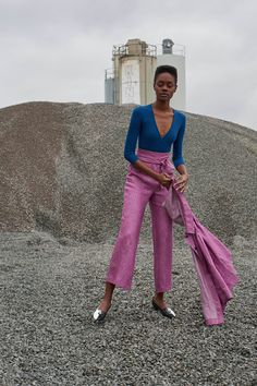 See the complete Mara Hoffman Resort 2018 collection.