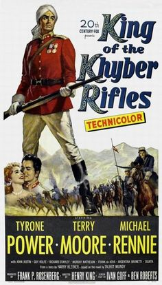 Cool Tyrone Power - 100 Years of Movie Posters - 93 More Movies Old Movie Posters, Classic Movie Posters, Cinema Posters, Movie Poster Art, Classic Movies, Tyrone Power, Old Movies, Vintage Movies, Vintage Ads