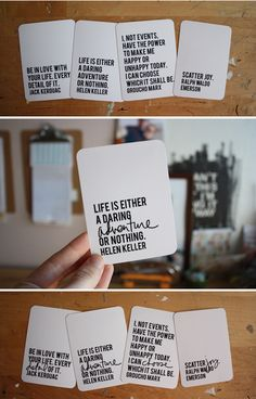 starting #projectlife? my quote cards are sill available for free download (with or without handwriting font element)