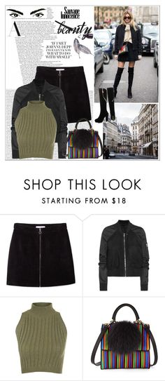 """""""hfkuh"""" by horan-69 on Polyvore featuring мода, MANGO, Rick Owens, WearAll, Les Petits Joueurs и JY Shoes"""