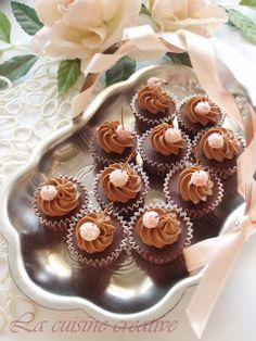 La cuisine creative - Čokoladne korpice sa višnjama
