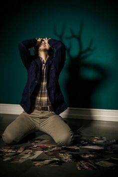 Hugh Dancy / Will Graham - Hannibal  Season 2  publicity shots