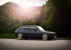 Volkswagen Golf Mk1, Vw Mk1, Golf Mk2, Mk 1, Dream Garage, Jdm, Motors, Cool Cars, Dream Cars