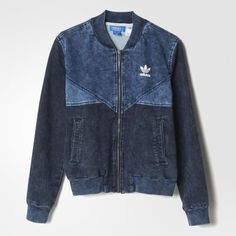 adidas - Femmes Denim Colorado Jacket