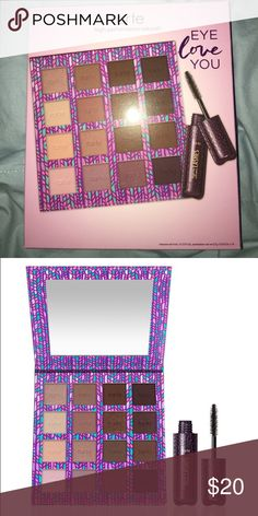 🎀 Tarte Eye Love You Set 🎀 100% Authentic. Never opened. Never swatched. Never used. Still in box. tarte Makeup Eyeshadow