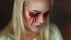Easy Bloody Mary: Halloween Makeup Tutorial