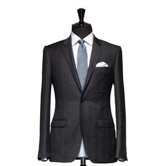 Buy best bespoke men's suiting in Pakistan. Checkout our latest luxury bespoke men's suiting collection. Awesome custom suiting designs just for you. Luxury Mens Clothing, Mens Clothing Brands, Suit Fashion, Mens Fashion, Suit Fabric, Bespoke Tailoring, Tailored Suits, Suit And Tie, Fashion Gallery