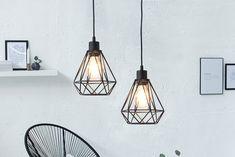 ZuverläSsig Fabrik Loft Lampe Industrie Design Lamp Cage Vintage Hängelampe Bauhaus Moderne Techniken Lampen & Leuchten
