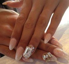 (19) long nails | Tumblr