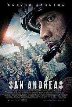 San Andrés - San Andreas (2015)   Desastres hiperdimensionados... En ocasiones hay películas que no necesitan una parodia, porque ya lo son por si...