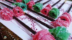¡Huele Bien!: Escobas de chocolate y regaliz