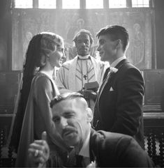 Marriage ceremony between Tommy & Grace • Peaky Blinders Ootd, Peaky Blinders, Wedding Photos, Marriage, Beautiful, Fictional Characters, Instagram, Archive, Wallpapers