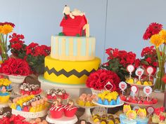Snoopy party....own