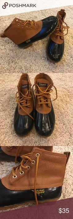 Woodbridge duck boots Worn a handful of times woodbridge Shoes Winter & Rain Boots