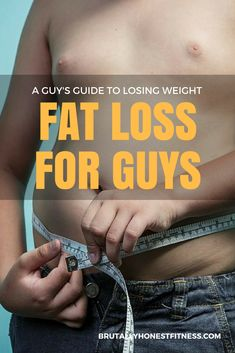 Fat Loss Diet For Men - Four Key Points | Brutally Honest Fitness