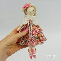 And the third doll I have added to my store today. I will be working on some custom orders over the next little while but hope to get a few surprise dolls done too. Let me know what dolls your all waiting for too so I can plan ahead. Liberty Fabric, Liberty Of London, Doll Maker, Collector Dolls, Ooak Dolls, Fabric Dolls, Handmade Toys, Doll Clothes, Etsy Seller