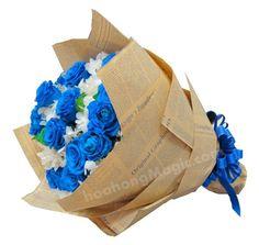 Hoa Hồng MAGIC - hoa THẬT, giữ TƯƠI hơn 3 năm ! Giá bó bông 6.500.000 đ , khuyến mãi còn 4.300.000đ