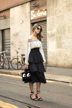 Destaques do Street Style | Upost