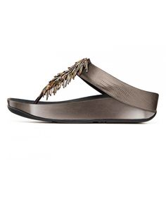 Fitflop Cha Cha Women's Pewter
