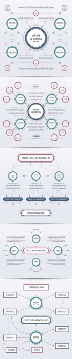 #Mind #Map #Template - #Infographics. There are Bundle of Mind Map Template.You can used it all of your business purposes. You can change all the elements in your own choice by one click. #business, #chart, circle, #concept, #connection, diagram, flow, #flowchart, #graph, infographic, #map, mind, #mindmap, #net, #network, #presentation