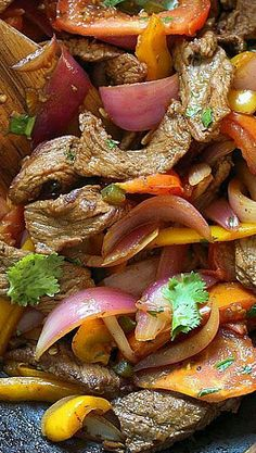 This healthier spin on a Peruvian classic stir-fry dish combines two of my favorite cuisines – Latin and Chinese!